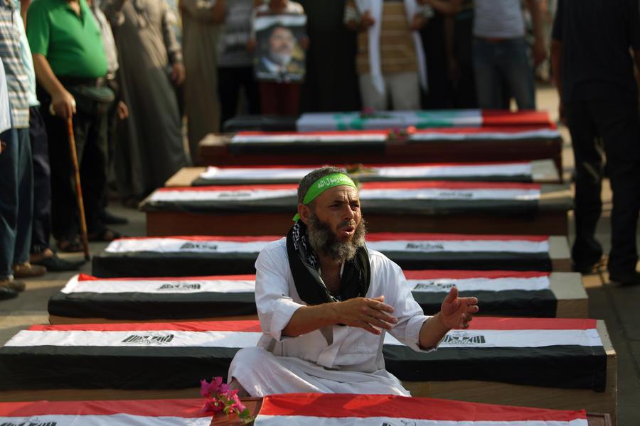 Боевики обстреляли блокпост в Египте, убив двоих человек