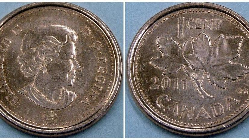Канада распрощалась с пенни