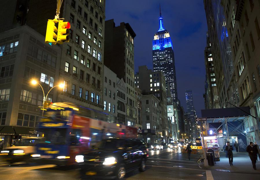 Empire State Building может быть продан ближневосточным инвесторам