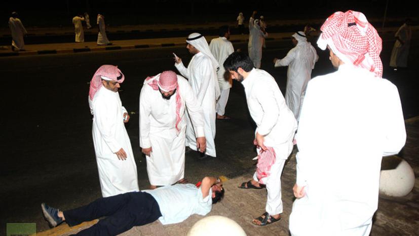 Полиция Кувейта разогнала митинг оппозиции слезоточивым газом