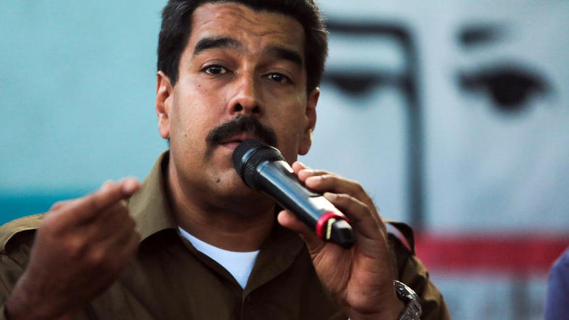 Николас Мадуро: Обама - предводитель бесов