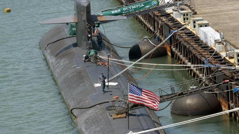 Докера в США посадили на 17 лет за поджог атомной субмарины