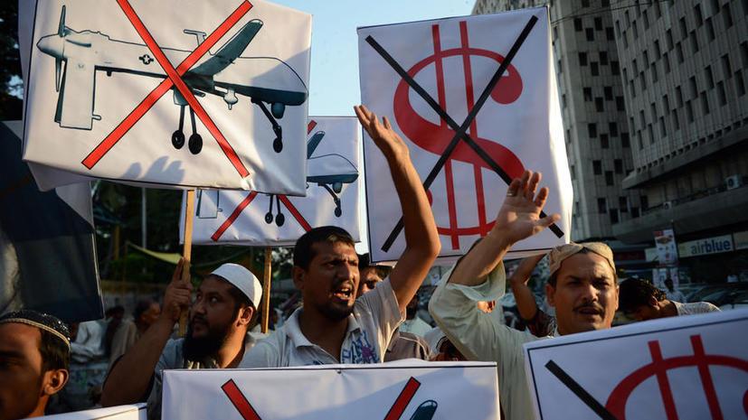 Washington Post: ЦРУ сообщало властям Пакистана об атаках беспилотников