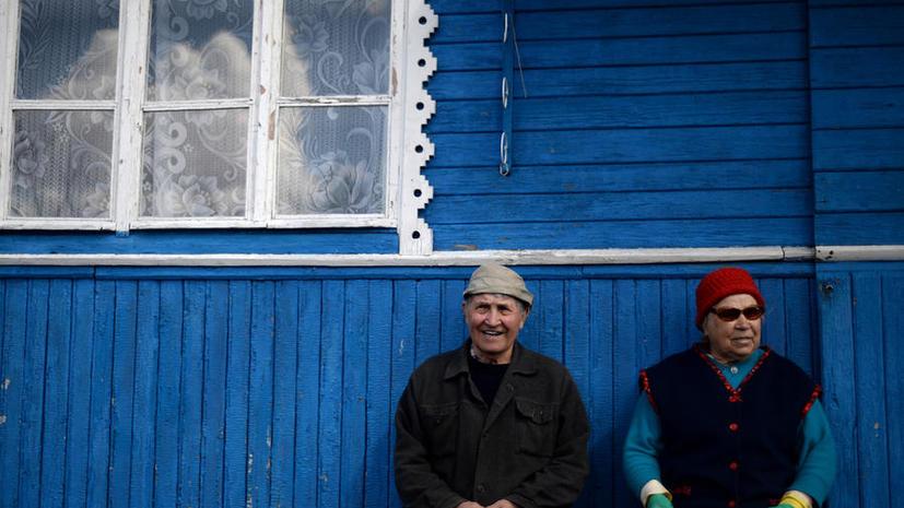 Правительство планирует разрешить прописку в дачных домиках