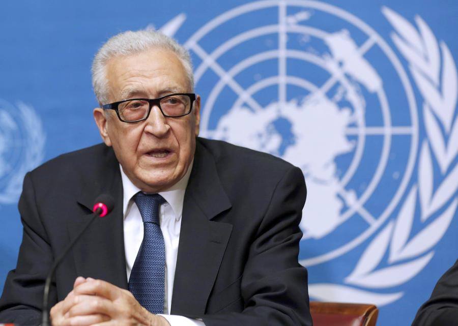 Брахими опасается «сомализации» Сирии