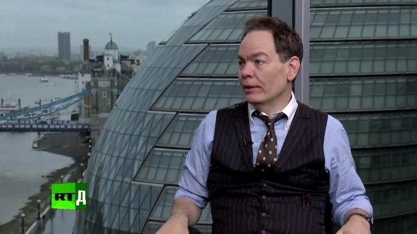 Ведущий RT Макс Кайзер собрал более миллиона долларов для борьбы с капиталистической экономикой