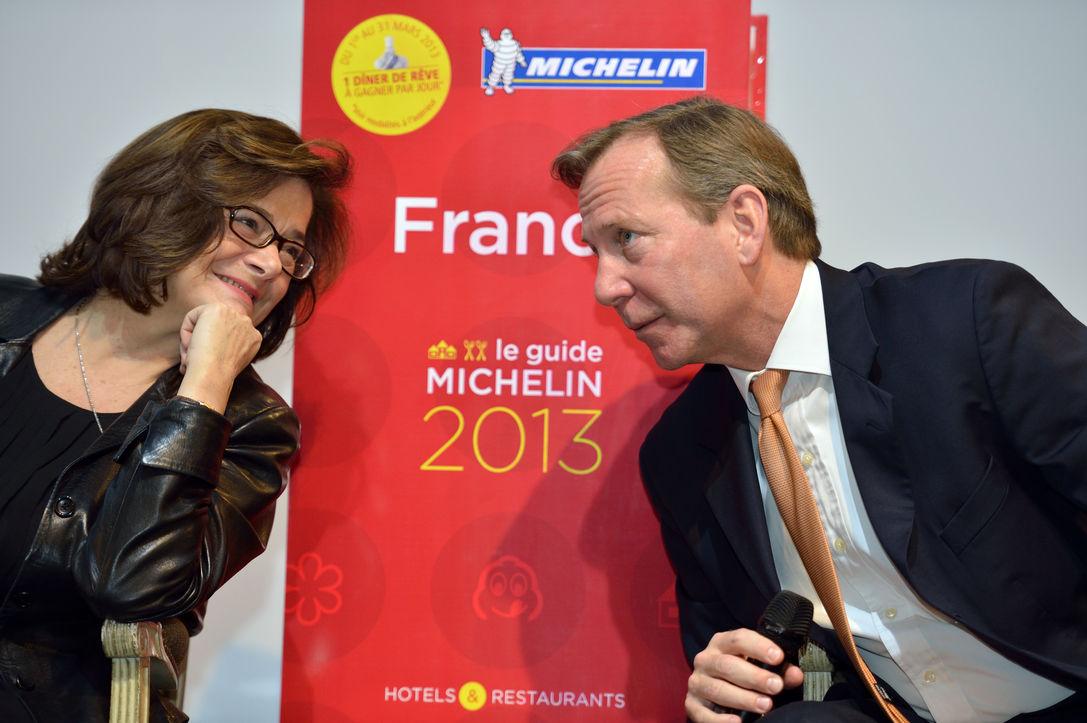 Во Франции вышел Красный гид Мишлен сезона 2013