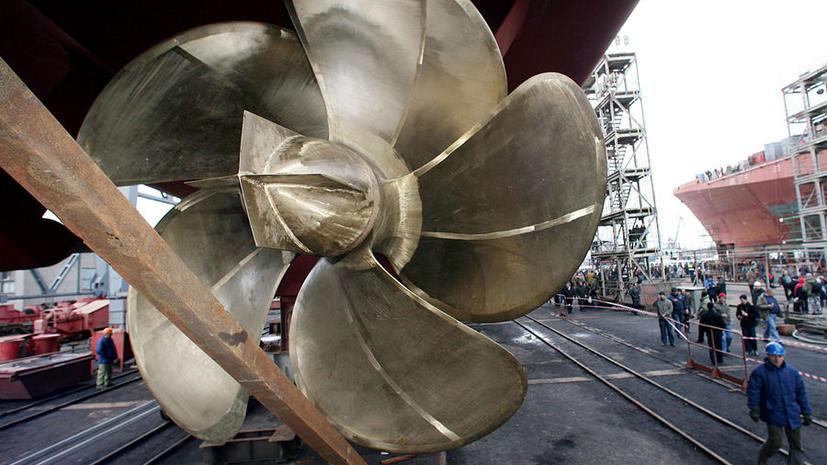 Самый большой военный корабль со времен СССР  будет построен в России