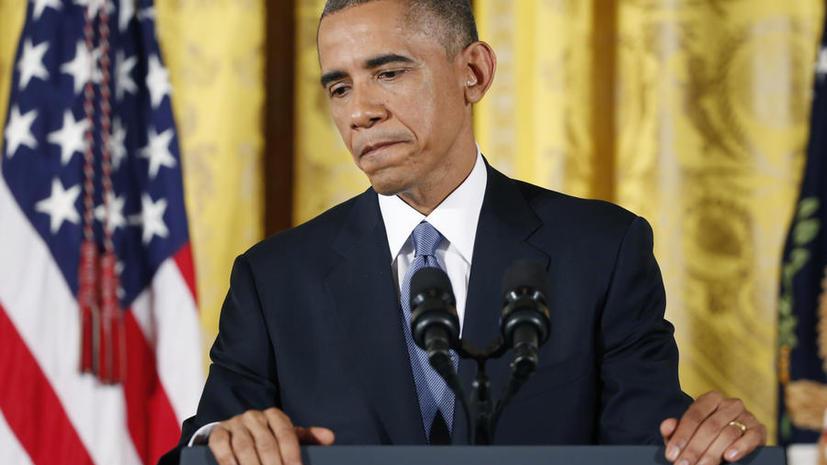 Белый дом признал, что США не удастся справиться с ИГ до окончания президентства Барака Обамы