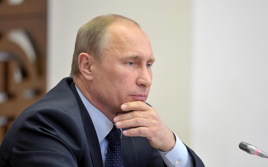 Владимир Путин признан самым популярным политиком в Молдавии