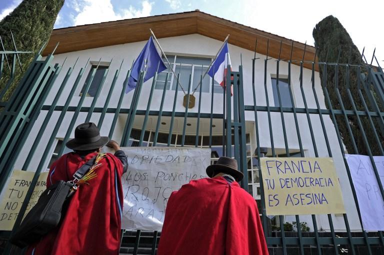 Союз южноамериканских наций осудил действия Франции и Португалии
