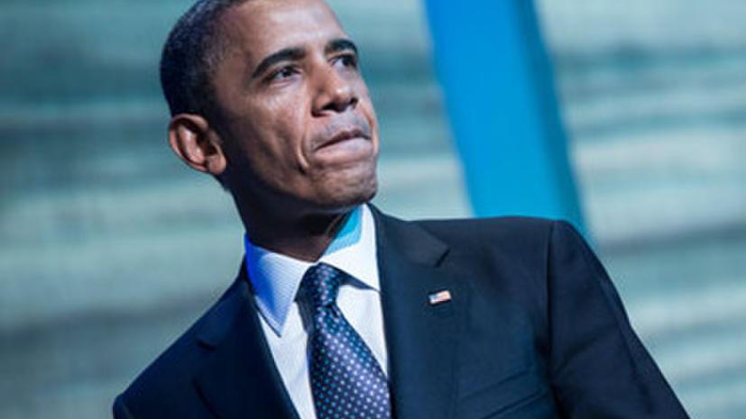 Обама будет наблюдать за ураганом из Вашингтона