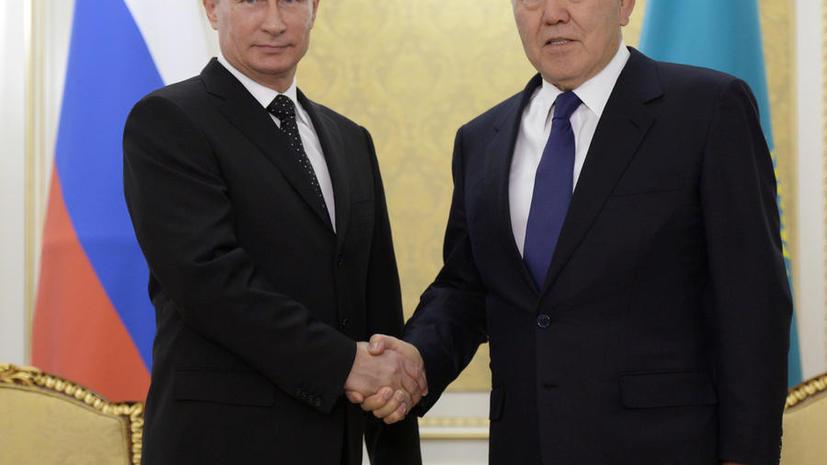 Владимир Путин: ЕАЭС окажет поддержку предпринимателям