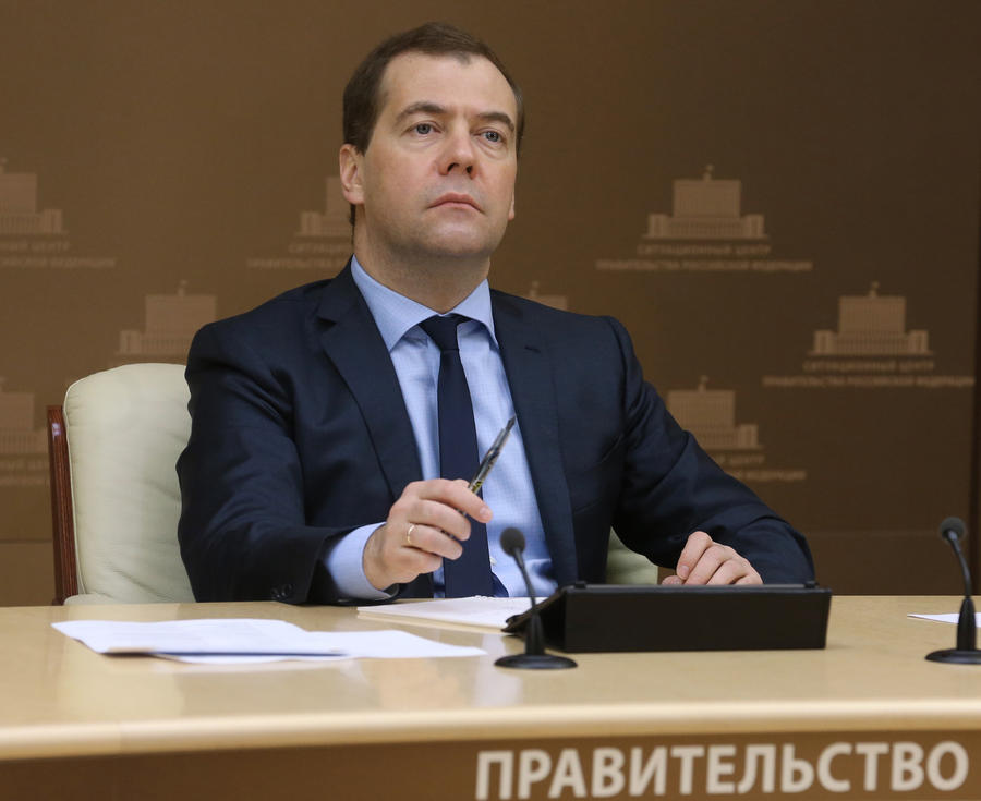 Дмитрий Медведев: НПС должна обеспечить надёжность и конфиденциальность денежных переводов