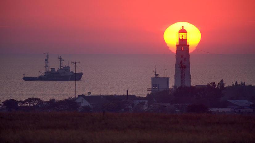 В Крыму после прекращения электроснабжения введён режим ЧС