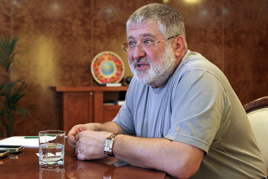 За нашу и вашу «Свободу»: Обматеривший журналиста Игорь Коломойский открыл на Украине второй фронт