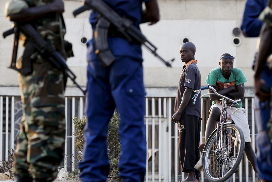 Совбез ООН: Бурунди стоит на пороге этнических чисток и геноцида