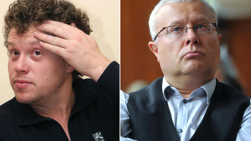 Дело о драке Полонского и Лебедева направлено из прокуратуры в суд