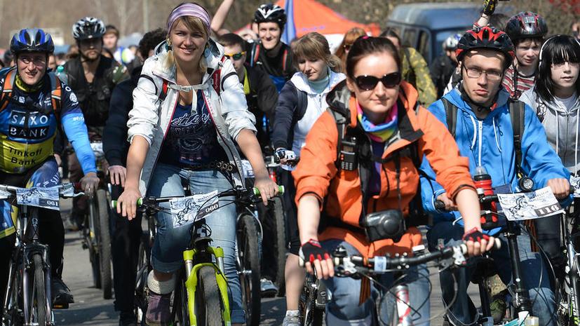 В московской мэрии может появиться уполномоченный по правам велосипедистов