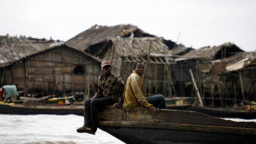 Американские моряки, взятые в заложники нигерийскими пиратами, освобождены