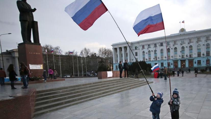 Власти Крыма в ближайшее время начинают решать ряд финансовых и социальных вопросов