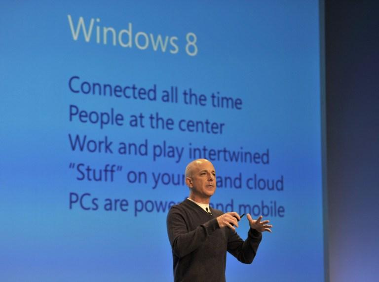 Главный разработчик Windows уходит из Microsoft