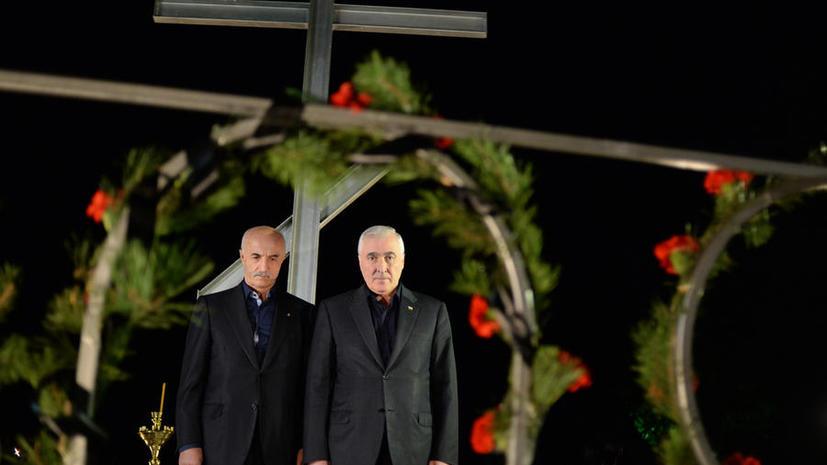 Южная Осетия скорбит в шестую годовщину грузинской агрессии