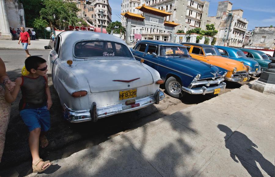 На Кубе разрешена свободная продажа новых автомобилей