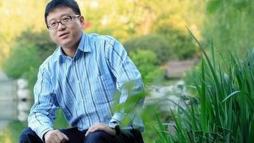Свободолюбивый Дин Лэй