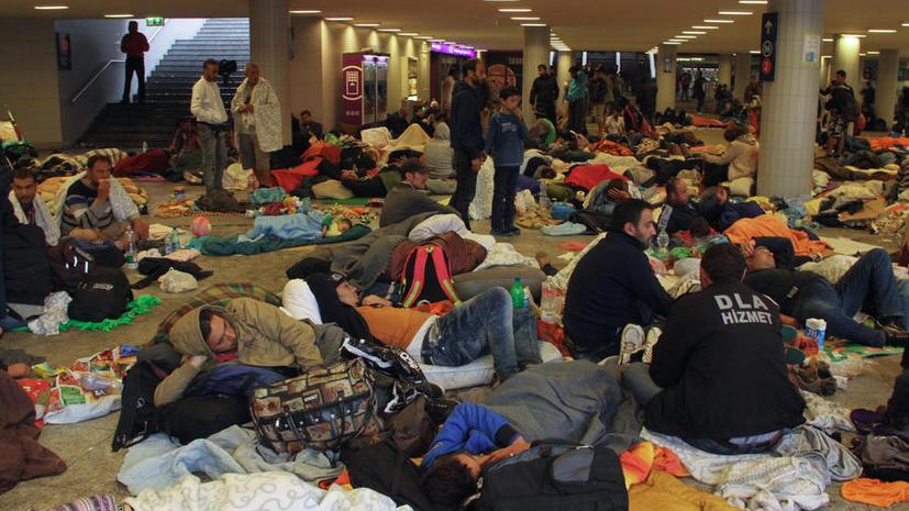 Немецкие СМИ выяснили, в какую сумму обойдутся Германии мигранты