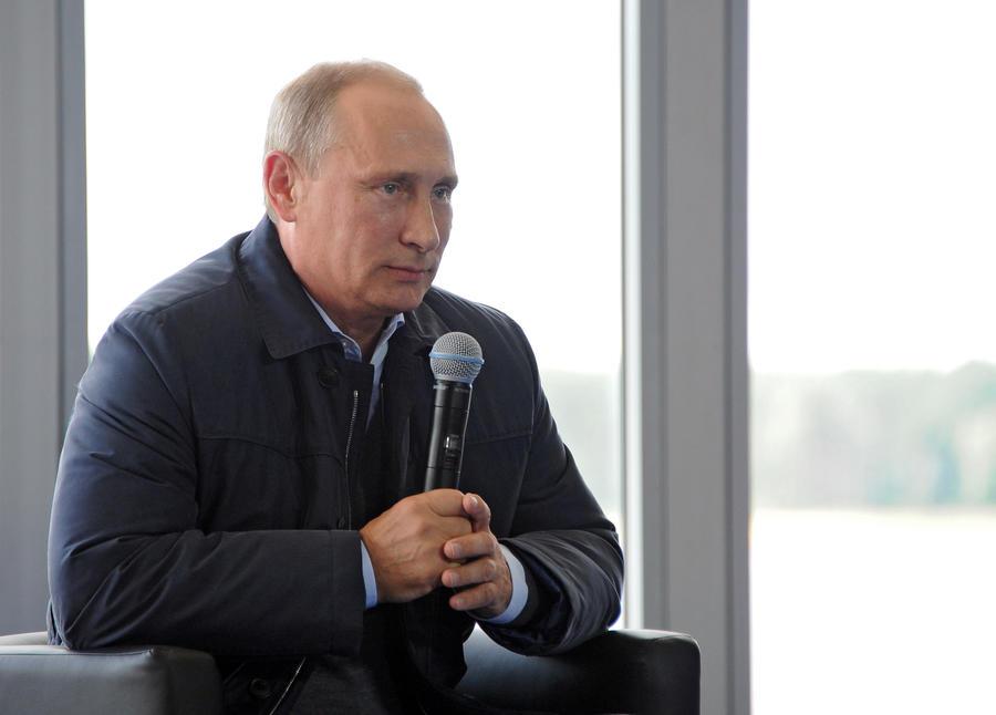 Владимир Путин: Россия далека от того, чтобы ввязываться в крупномасштабные конфликты