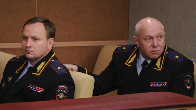 Сотрудники ФСБ задержали экс-главу антикоррупционного управления МВД во время рыбалки