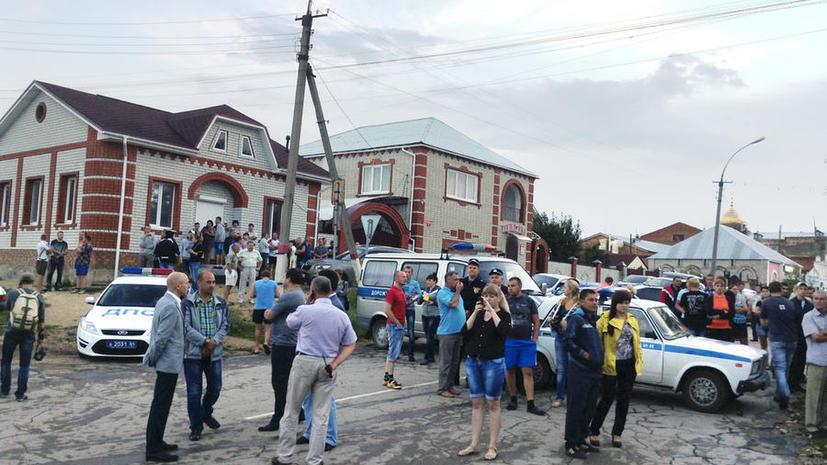 Задержаны ещё двое мужчин по делу об убийстве в Пугачёве