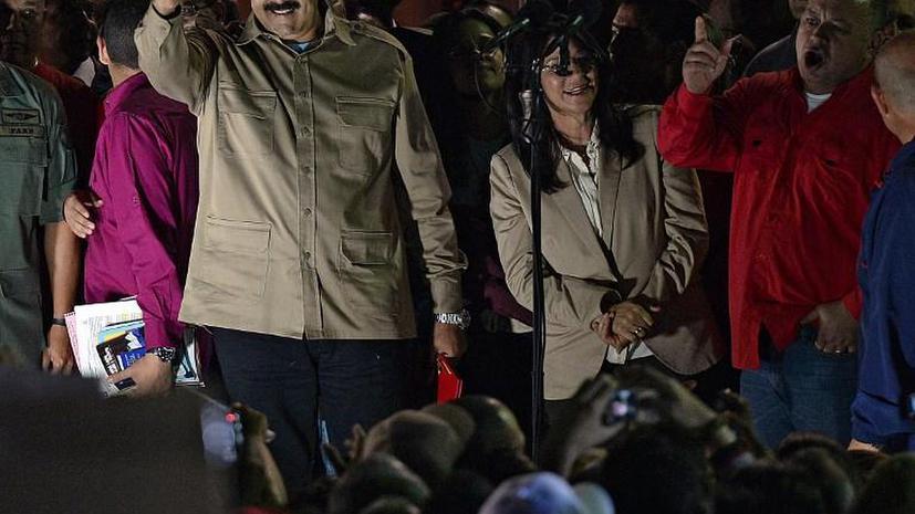 Николас Мадуро обвинил в массовых отключениях электричества оппозицию Венесуэлы