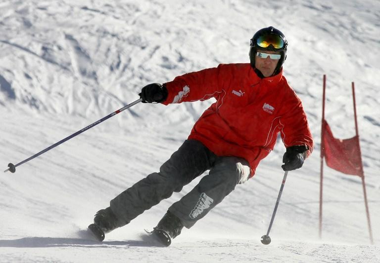 Супруга Михаэля Шумахера построит для него медицинский комплекс в Швейцарии