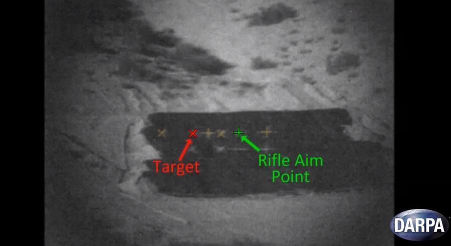 В США испытали новейшие самонаводящиеся пули для снайперской винтовки