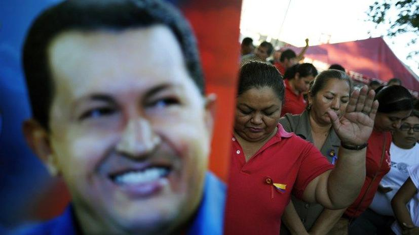 Спикер парламента Венесуэлы: Состояние Чавеса внушает оптимизм, скоро он вернется на родину