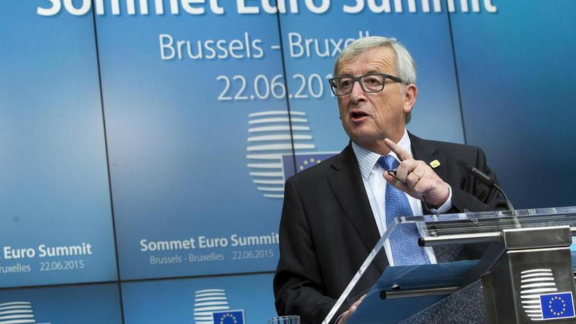 Итоги экстренного саммита стран еврозоны: достичь соглашения между Грецией и кредиторами не удалось