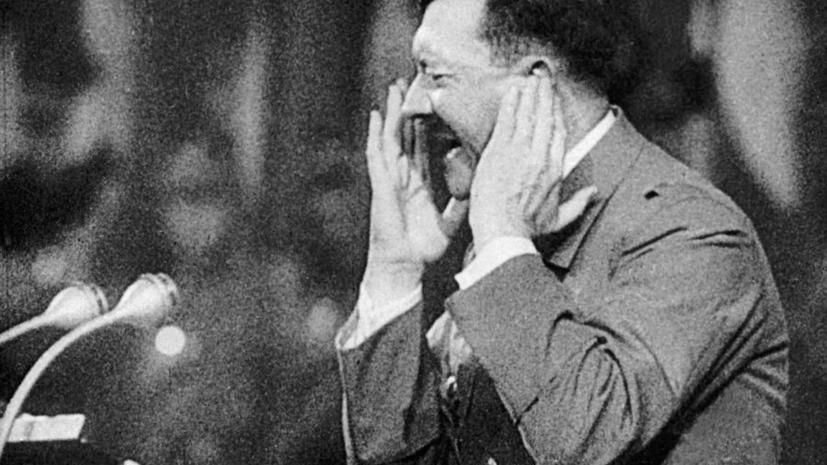 Адольф Гитлер принимал наркотики, чтобы стать «нацистским супергероем»