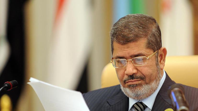 Мухаммед Мурси может остаться без помощи США на $1,5 млрд