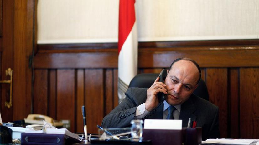 Генеральный прокурор Египта подал в отставку
