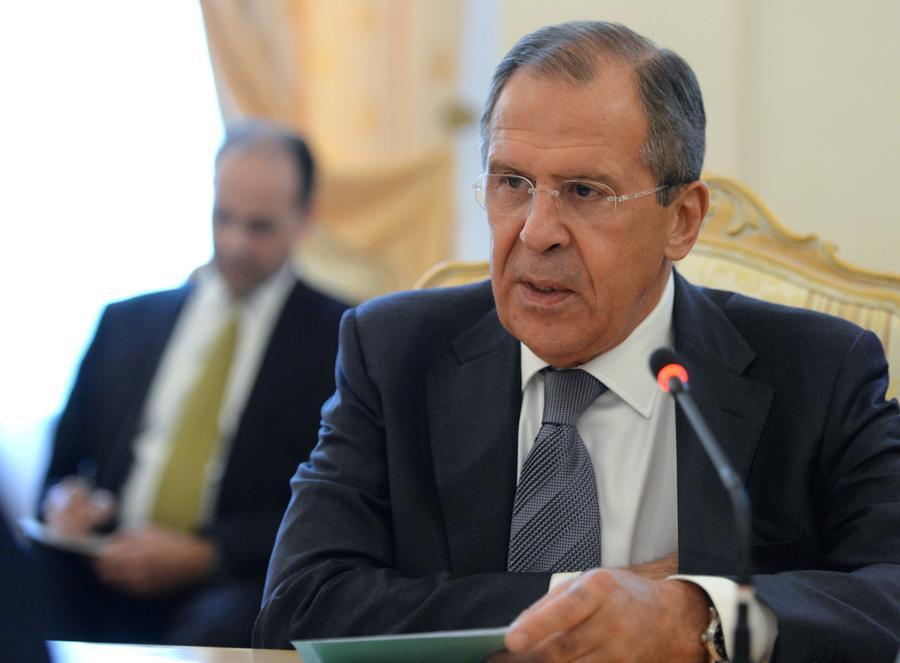 Сергей Лавров: Россия может уничтожить украинские огневые точки, ведущие обстрелы территории РФ