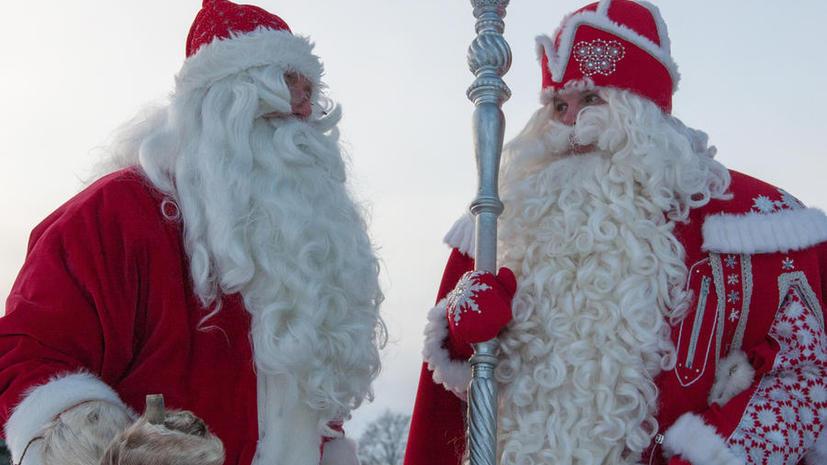 Без российских туристов финский Дед Мороз оказался на грани банкротства