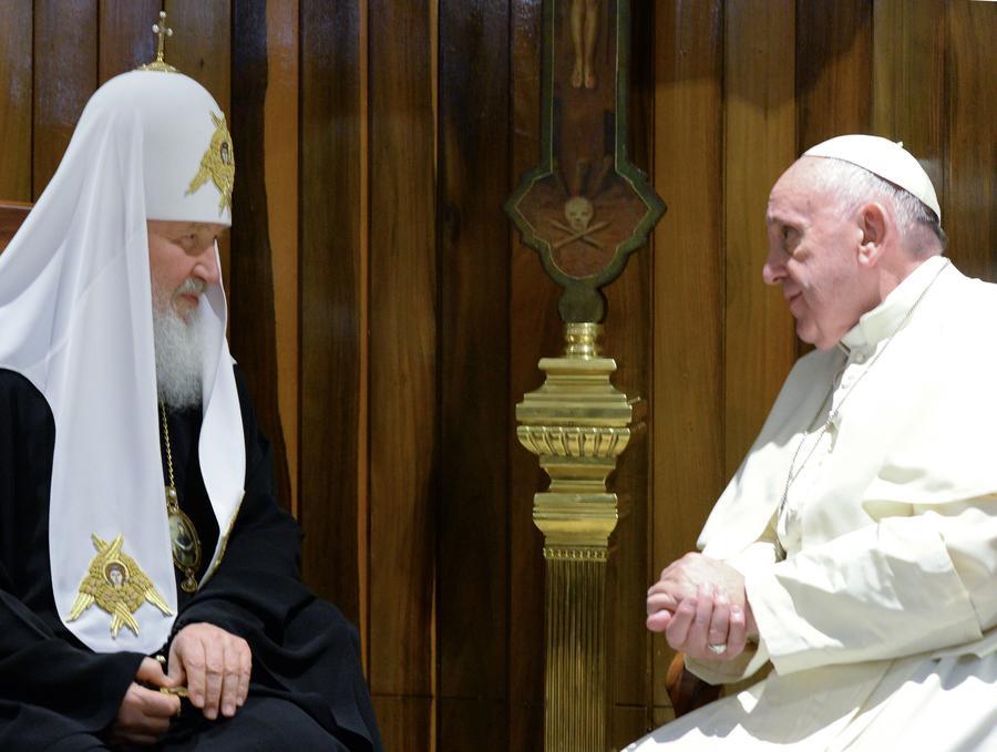 Латинская Америка, Куба и Антарктида: большое путешествие патриарха Кирилла в фото и видео