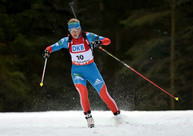 Российские биатлонисты снова не дотянулись до подиума Чемпионата мира