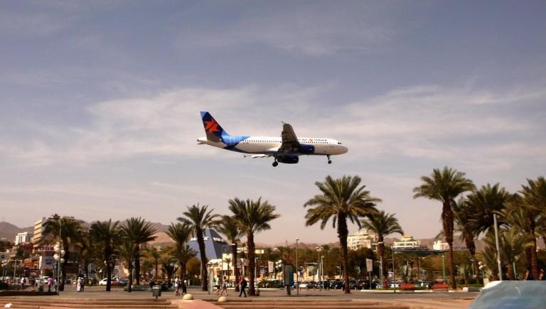 Израильские авиаперевозчики бастуют против «открытого неба» для европейских конкурентов