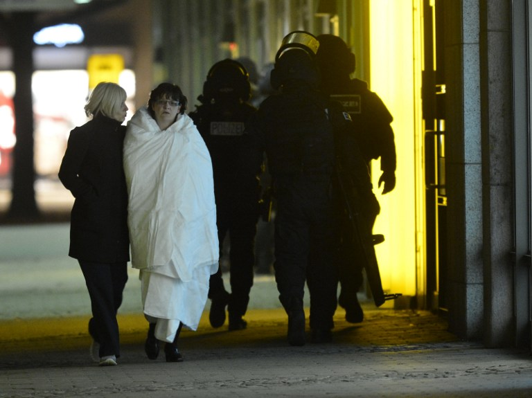Полиция обезвредила террориста, захватившего офис Deutsche Bank в центре Берлина