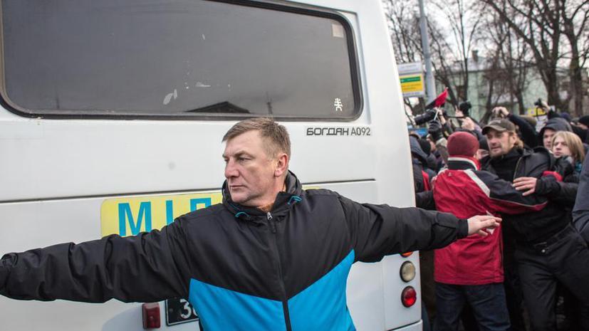 Приднестровье и Белоруссия сокращают автобусное сообщение с Киевом