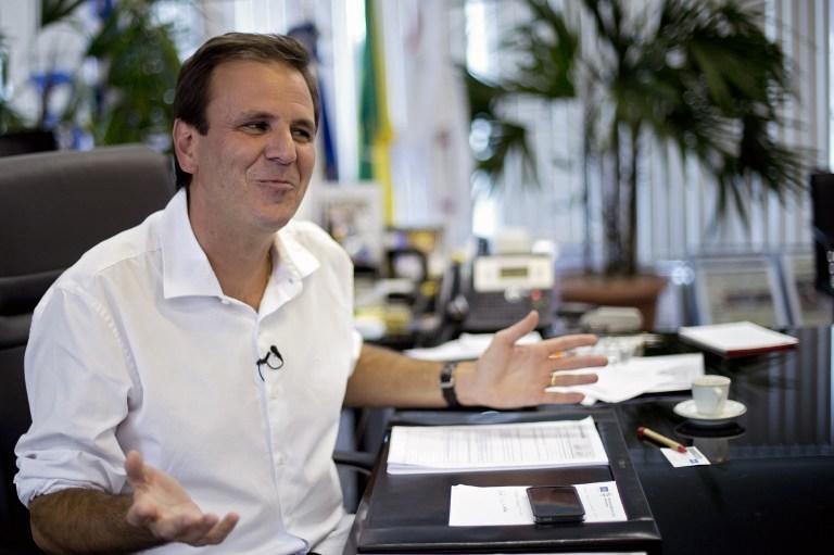 Мэр Рио-де-Жанейро: Олимпийские игры в Бразилии станут позором