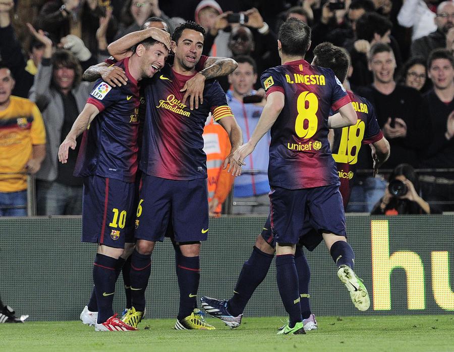 Досрочная победа: «Барселона» вновь стала чемпионом Испании по футболу